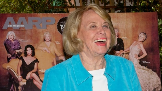 Liz Smith, gossip columnist and author is seen at a March 29, 2005, event in Los Angeles.