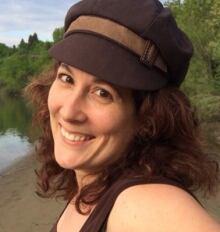 Saskatoon blogger Liz James