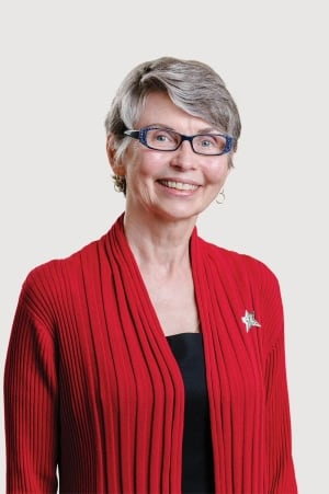 Lesley Sacouman
