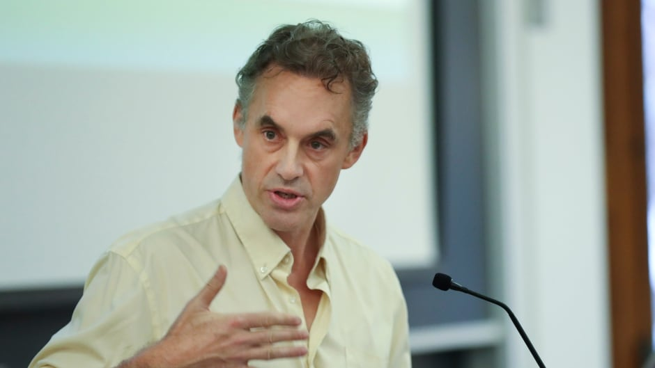 Jordan Peterson says his proposed website to out 'post-modern neo-Marxist' classes is on hiatus.