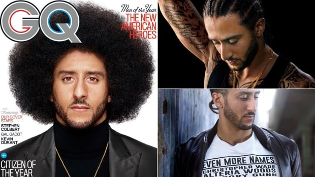 The GQ cover story on athlete and social activist Colin Kaepernick drew mixed reaction on social media.