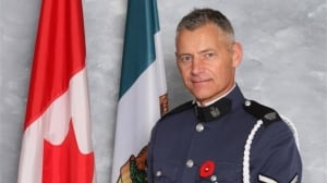 Thousands expected at memorial for fallen police officer in Abbotsford, B.C.