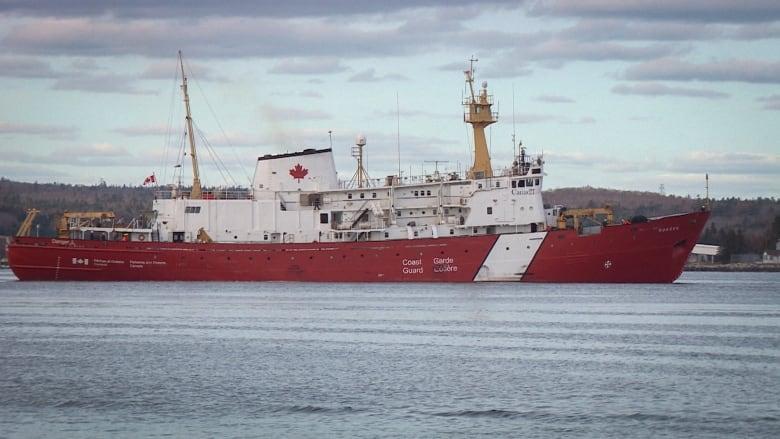 Hudson ship