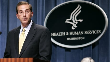 Trump nominates former pharmaceutical executive for health secretary post thumbnail