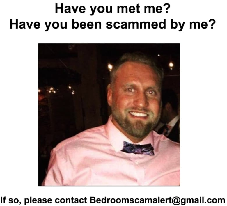 Toronto 'cool guy' wanted by multiple landlords for double-ended rental scam