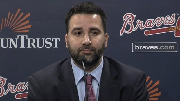Alex Anthopoulos, who guided the Blue Jays to their first playoff appearances in 22 years in 2015, is the new GM of the Atlanta Braves. He spent the past two seasons as vice-president of player development with the Los Angeles Dodgers.