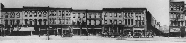 King Street Archive photo