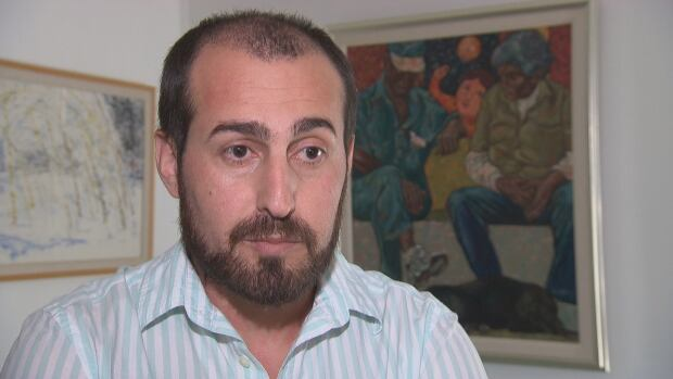 Yusuf Celik is a member of the Kurdish Association of Canada. The group plans to organize fundraisers to help send aid to some of the hardest hit regions of Iraq and Iran from Sunday's earthquake.