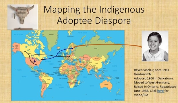 Indigenous mapping project
