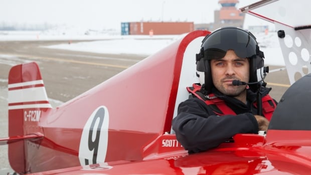 Scott Holmes is set to compete in the Air Race 1 World Cup in Thailand.