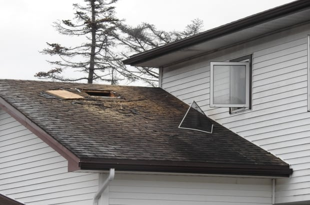 Portugal Cove-St. Philip's house fire damage