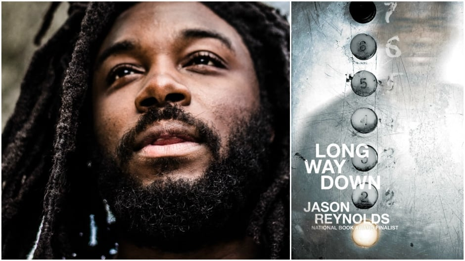 Jason Reynolds is the author of Long Way Down.