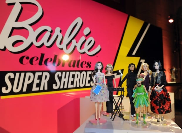 Barbie Sheroes Honored at Variety's Power of Women Luncheon in N