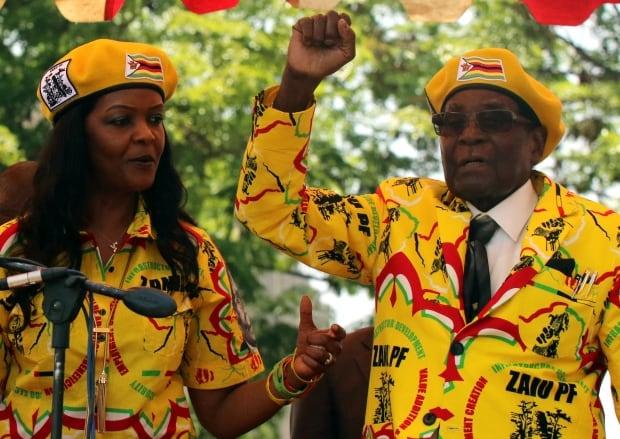 ZIMBABWE-POLITICS/