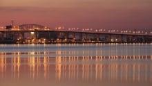 Skyway Bridge in the morning