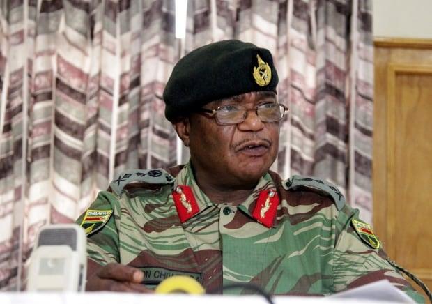 Zimbabwe Army Commander