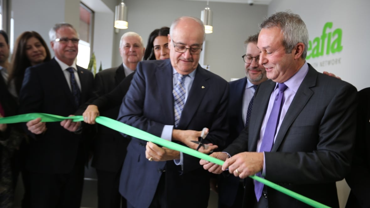 Julian Fantino and Raf Souccar launch medial marijuana-related business in Vaughan