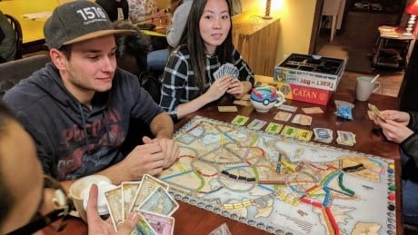 Board game field trip