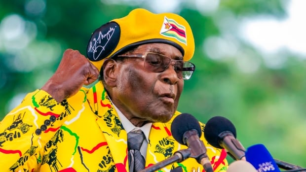 Zimbabwe's ruling party said Monday that longtime President Robert Mugabe could be impeached within days, after the world's oldest head of state ignored the party's midday deadline to resign.