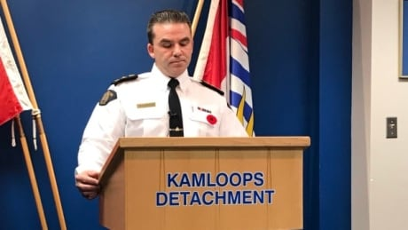 RCMP in Kamloops, B.C., run risk of burning out officers, police association says