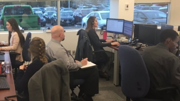 The workforce at the new Club Auto call centre in Moncton could expand to 150 employees from 35.