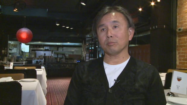 Downtown restaurant owner Fred Luk said he would gladly pay higher corporate taxes if Ontario lowers other costs of doing business.
