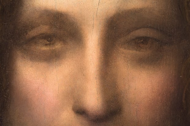 the Salvator Mundi, Leonardo da Vinci