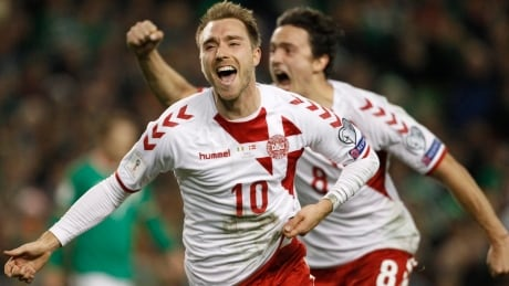 World Cup: Denmark secures spot with rout of Ireland