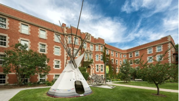 Much of the new Indigenous Studies PhD will be taught at Pembina Hall. Five students are enrolled in the PhD's first year.