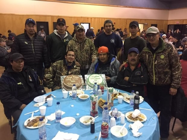 Waskaganish searchers