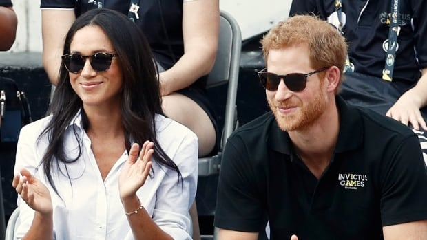 Prince Harry and Meghan Markle made their first official public outing as a couple on Sept. 25, 2017, when they attended a wheelchair tennis event at the Invictus Games in Toronto.