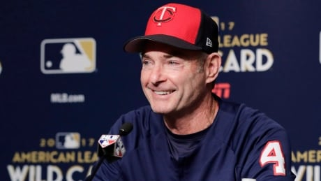 Twins' Paul Molitor named AL manager of the year
