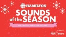 2017 CBC Holiday Drive - Hamilton Sounds of the Season