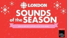 2017 CBC Holiday Drive London Sounds of the Season