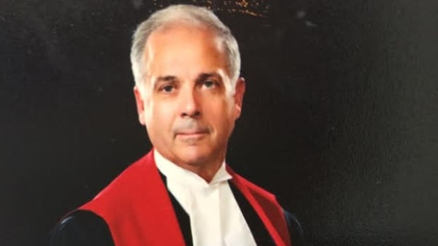 Court of Queen's Bench Justice David Gates told a remorseful young bank robber he wants to check on him after his sentence is served.