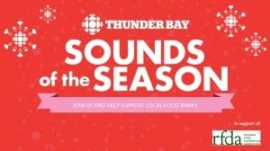 2017 CBC Holiday Drive Thunder Bay Sounds of the Season