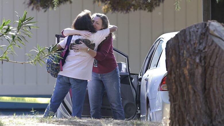 Deadly California Shootings