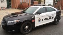 saint john police car