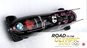 Road to the Olympic Games: 4-man bobsleigh