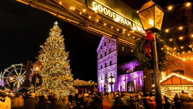 An Organizer Of The Toronto Christmas Market Is Hoping The Annual Holiday  Festival Will Encourage The
