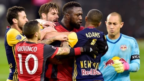 TFC's Altidore will miss 1st game of Eastern final after red card upheld
