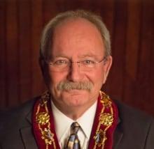 Amherst Mayor David Kogon