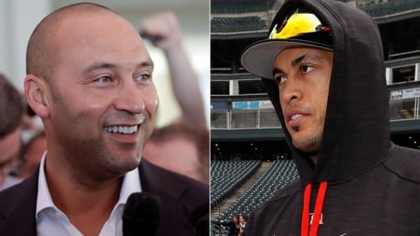 Jeter confirms Marlins entertaining trade offers for Stanton