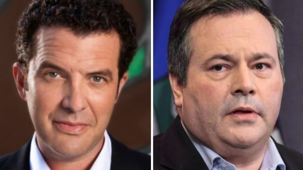 Rick Mercer took aim at United Conservative Party Leader Jason Kenney over his stance on gay-straight alliances this week as Bill 24 passed into legislation in Alberta.