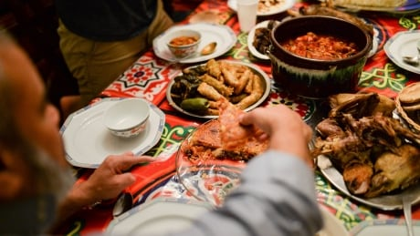 Muslim families open their homes and dinner tables to share Eid al-Adha celebrations with non-Muslims