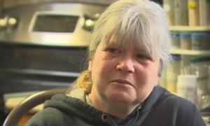 Irene Saunders, mom of Bill Saunders, shot by RCMP