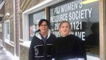 Fort St John's woman resource