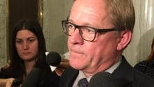 Education Minister David Eggen is setting an age limit for kindergarten entry