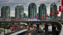 vancouver condo apartment housing density downtown highrise glass