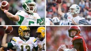CFL playoffs: East final a pick-'em, but Eskimos have edge in West